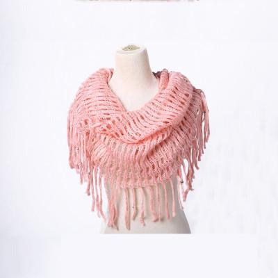 围巾的各种织法图解