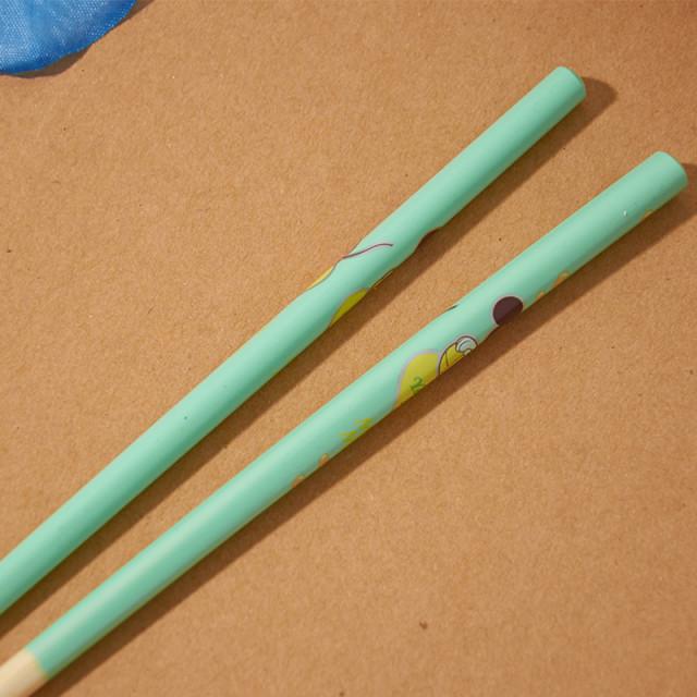 筷子做汽车步骤图解