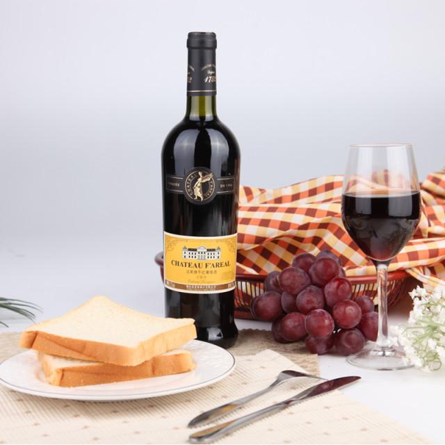 法莱雅干红葡萄酒750ml/瓶