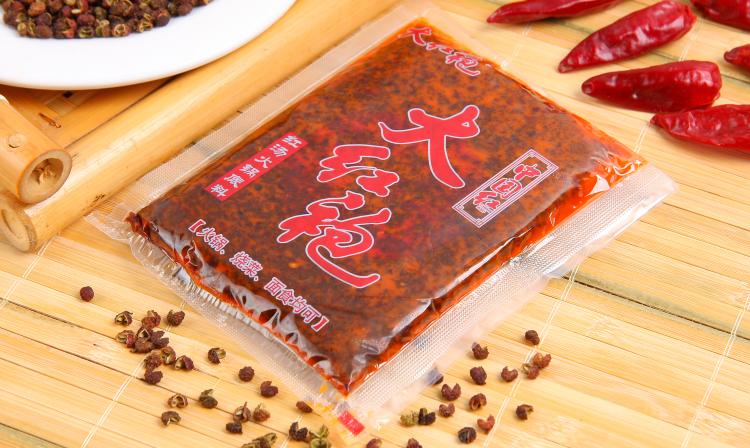 大红袍红汤火锅底料(珍品)150g/袋