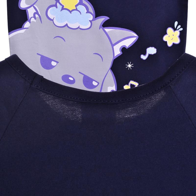 喜羊羊与灰太狼 童装 男童小灰灰全棉休闲款短袖t恤衫