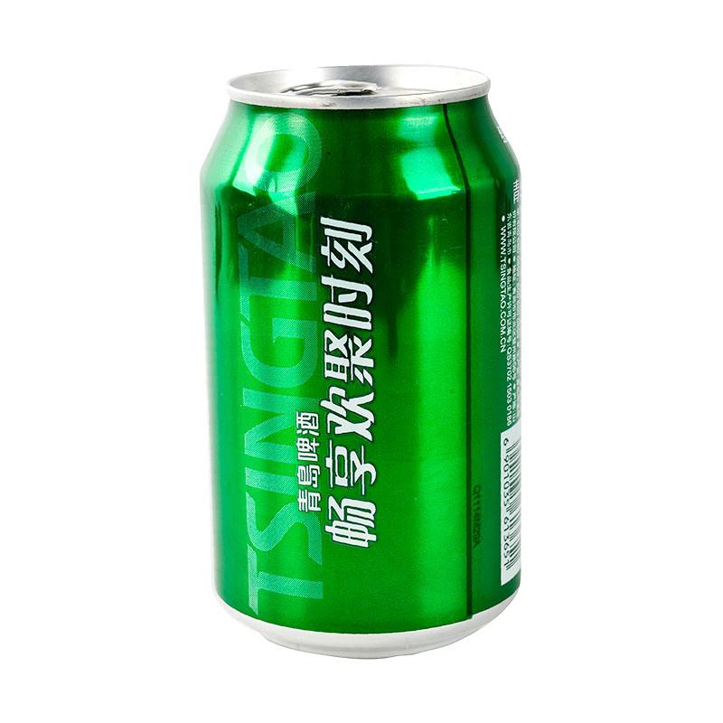 青岛 经典1903啤酒 330ml*6罐/组